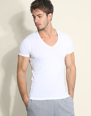 G-Star Two Pack V-Neck T-Shirt