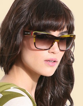 Diesel | Diesel New Season Retro Contrast Sunglasses at ASOS :  contrast retro diesel sunglasses