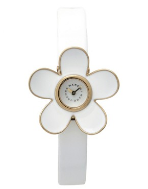 Marc By Marc Jacobs | Marc By Marc Jacobs Daisy Strap Watch at ASOS