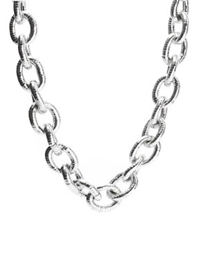 Kenneth Jay Lane Chunky Chain Necklace :  necklace chain kenneth jay lane chain necklace