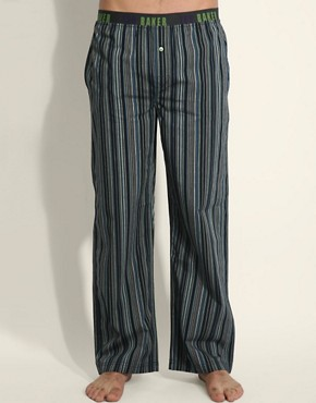 Ted Baker Wezlie Stripe Woven Lounge Pants
