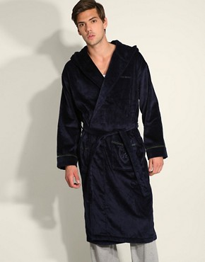 Ted Baker Velour Viktor Robe