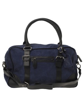 Paul &#038; Joe Paris Leather Holdall