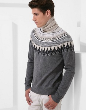 McQ by Alexander McQueen Roll Neck Jumper