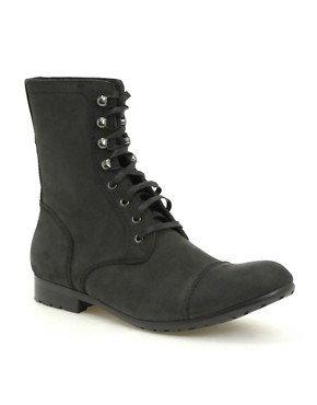 Schmoove Ranger Oily Leather Boots