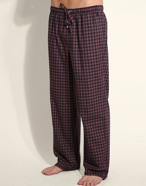 Polo Ralph Lauren Edwards Plaid Woven Lounge Pant