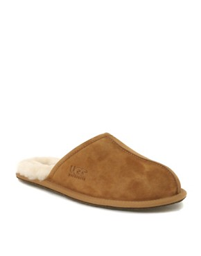 Ugg Scuff Suede Slippers